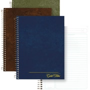 "Ampad® Gold Fibre® Project Planner Pad, 9 1/2"" x 7 1/4"", Assorted Cover Colors"