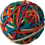 "Staples® Rubber Band Ball, #32, 3 1/4"" x 1/8"" Bands, Ball Size: 2 1/2"" x 2 1/2"""