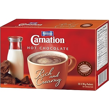 Nestlé® Carnation Rich Hot Chocolate