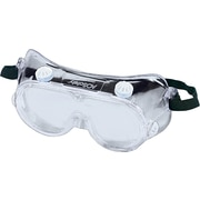 3M Safety Goggles, High Temperature Resistant, Chemical Splash, Clear