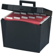 Esselte Portfile Hanging File Box Black