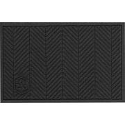 M + A Matting Waterhog™ Eco Elite Mat, 6' x 12.2', Black Smoke, Cleated (2240706122070)