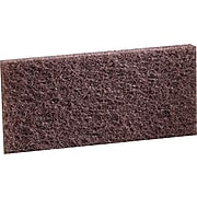3M™ Doodlebug™ Brown Scrub 'n Strip Pad, 5/Box (8541)