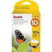 Kodak 10C Color Combination Ink Cartridge, Standard (8946501)