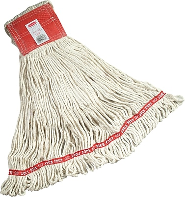 Rubbermaid® FGA15306 Web Foot Wet Mop, Large, 5