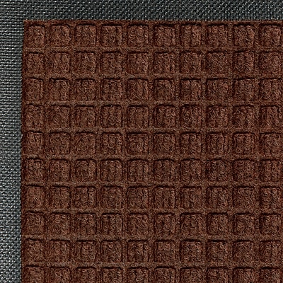 The Andersen Company Waterhog™ Classic Indoor/Outdoor Floor Mat, Dark Brown, 69
