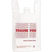 Myers Barnes Associates Thank You Shopping Bags, 2000/Carton (BPC6415THYOU)