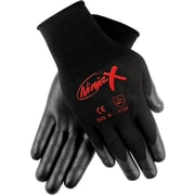 Memphis™ Ninja x® Bi-Polymer Coated Gloves, Large, Black, Pair