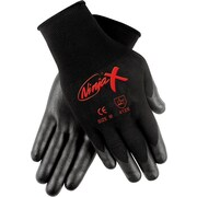 Memphis™ Ninja x® Bi-Polymer Coated Gloves, Medium, Black, Pair
