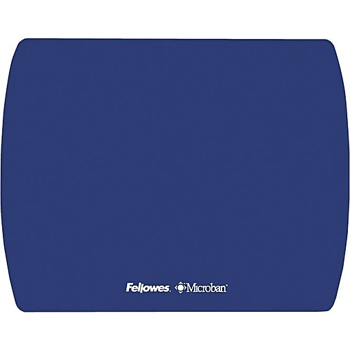 Fellowes® Ultra Thin Mouse Pad, Blue