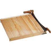 Swingline® ClassicCut® Ingento™ Solid Maple Guillotine Paper Trimmer, 15-Sheets