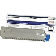 OKI 44059216 Black Standard Yield Toner Cartridge (2372185)