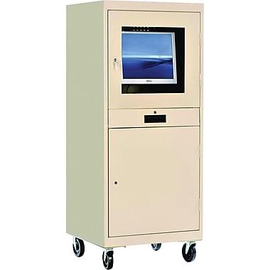 Sandusky Computer Cabinet, 58