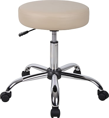 Boss 174 Caressoft Faux Leather Backless Doctor S Stools