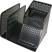 Artistic Products Metal Mesh Desk Organizer