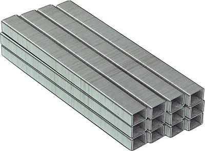 Stanley Bostitch Premium P3-Chrome Standard Staples, 5,000/Bx