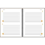 AT-A-GLANCE® Two Days Per Page Planning Notebook