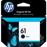 HP 61 Black Ink Cartridge (CH561WN)