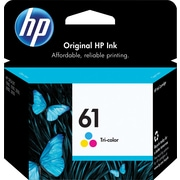 HP 61 Tri-Colour Original Ink Cartridge (CH562WN)