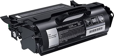 Dell F362T Black Toner Cartridge (J237T), High Yield