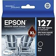 Epson T127 Black Extra High Yield Ink Cartridge