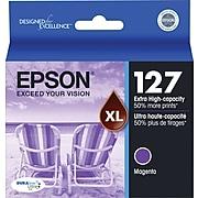 Epson T127 Magenta Extra High Yield Ink Cartridge
