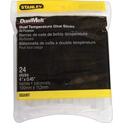 Stanley Bostitch Glue Gun Sticks, 24/Pack
