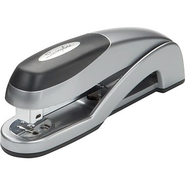 Swingline® Optima Desktop Stapler, Silver