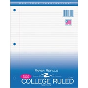 "Roaring Spring® College Ruled Note Book Loose Notebook Filler Paper, 8-1/2x11"", 500 Count"