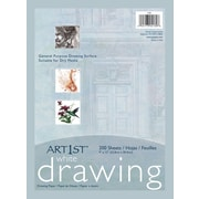 Pacon® White Drawing Paper; 9x12""
