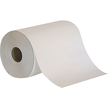 Envision® Hardwound Paper Towel Rolls, White, 1-Ply, 12 Rolls/Case