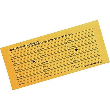 Quality Park Inhumed Open-Side Inter-Department Envelopes, 4 1/2