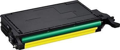 Samsung CLT-Y508L Yellow Toner Cartridge, High Yield