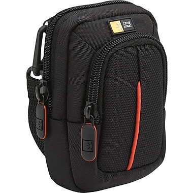 Case Logic® DCB-302 Compact Camera Case, Black