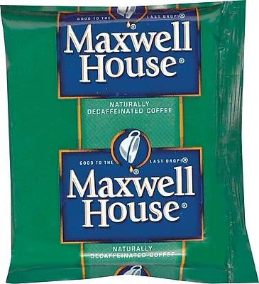 Maxwell House® Original Roast Ground Coffee, Decaffeinated, 1.1 oz., 42 Packets