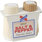 Office Snax® Salt & Pepper Set, Salt & Pepper, Each (00057)