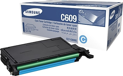 Samsung Cyan Toner Cartridge (CLT-C609S)