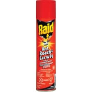 Raid® Ant, Roach and Earwig Aerosol, 350 g