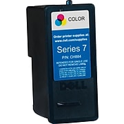 Dell Series 7 Tri-Color High Yield Ink Cartridge (CH884)