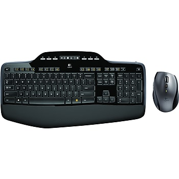 Logitech MK710 Wireless RF Mouse & Keyboard Combo