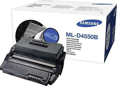 Samsung ML-D4550B Black Toner Cartridge, High Yield
