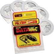 Metro DataVac®/1 Pro Refill Bags, 5/Pk