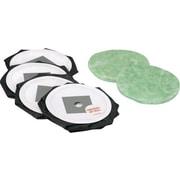 Extra portable vacuum/blower toner bags & filters, 5 toner bags & 2 fiberglass micro filters