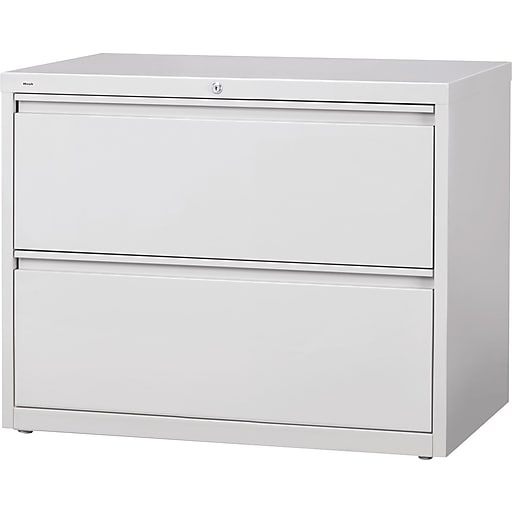 Super Staples Commercial 36 Wide 2 Drawer Lateral File Cabinet Gray Interior Design Ideas Jittwwsoteloinfo
