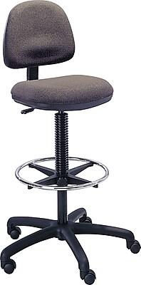 Safco 3401DG Office Chair, Dark Gray