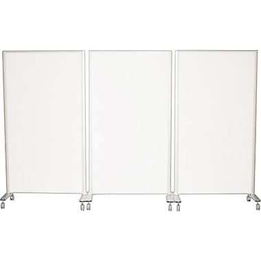 Balt Lumina 72''Hx40.8''W Privacy Panel, White (74861)
