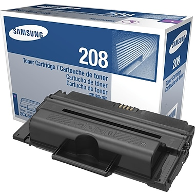 Samsung MLT-D208S Black Toner Cartridge