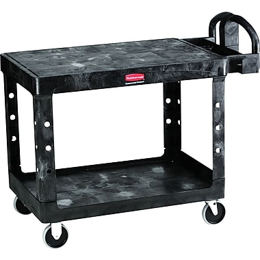 Rubbermaid® Flat-Shelf Cart, 33