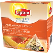 Lipton White Tea, Island Mango & Peach