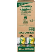 Marcal® Small Steps® 100% Recycled Bath Tissue Rolls, 2-Ply, 48 Rolls/Case